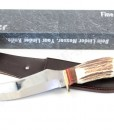 Linder Skinner Knife With Carbon C60 Blade