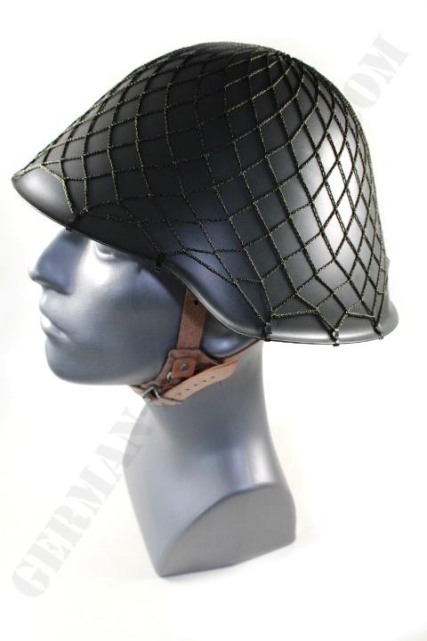 Nva East German Cold War Steel Helmet Included Net