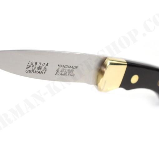 Puma Cuchillo De Acero Alemán YWbNN