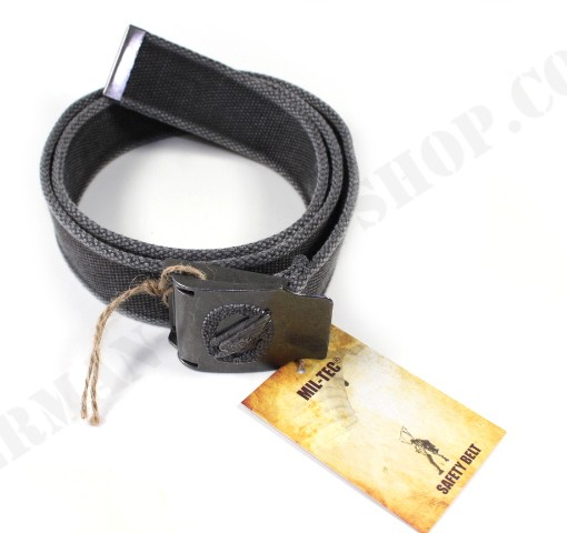 Paratrooper belt black 001