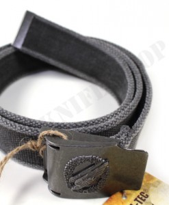 Paratrooper belt black