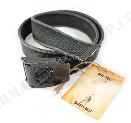 Paratrooper belt green 100cm, 110cm, 120cm, 130cm 001