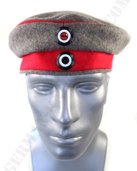 Prussian Field Cap M10 001