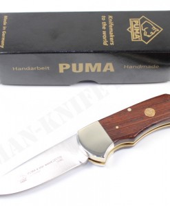 Puma Knives Germany 4-Star Cocobola Wood