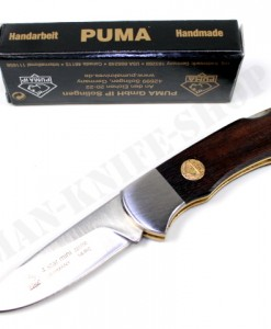 Puma Germany 4-Star Mini Jacaranda Knife