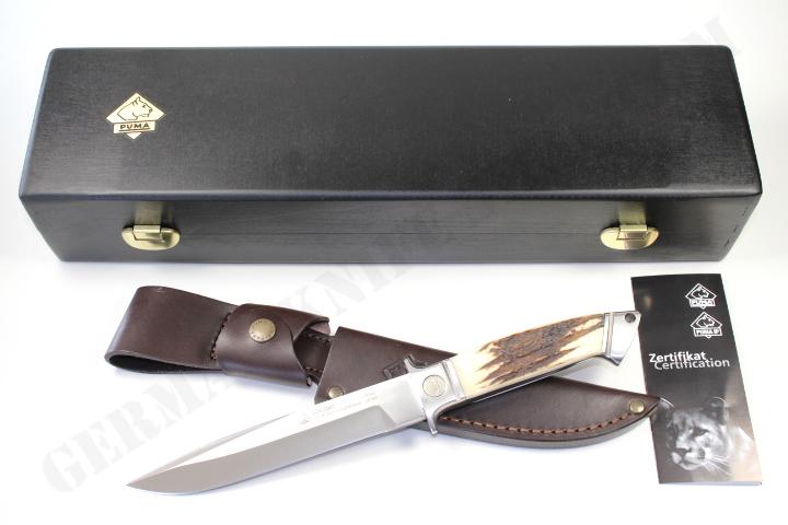 Examen Couteau Cerf Pumas pb7thUe