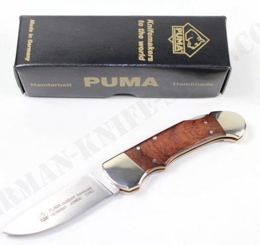 Puma Custom Honduras Pocket Knife # 229850 001