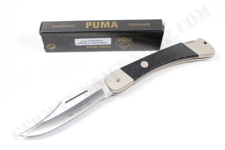 Puma Kniv, \ General