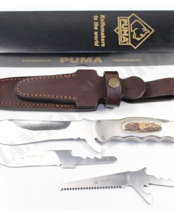 Puma Hunt White Hunter System