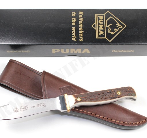Puma Hunter' Pal Hunting Knife # 116397 001