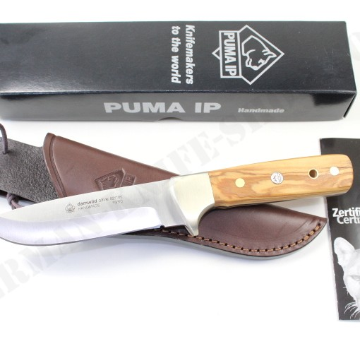 Puma IP Damwild Olive # 821180 001