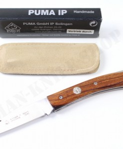 Puma IP La Picaza II. Iron Wood Pocket knife