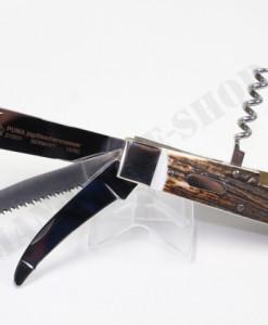 Puma Knives Jagdtaschenmesser 3 Stag Hunting Folder