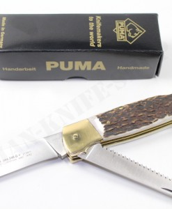 Puma Jata 240 G With Saw Folding Knife
