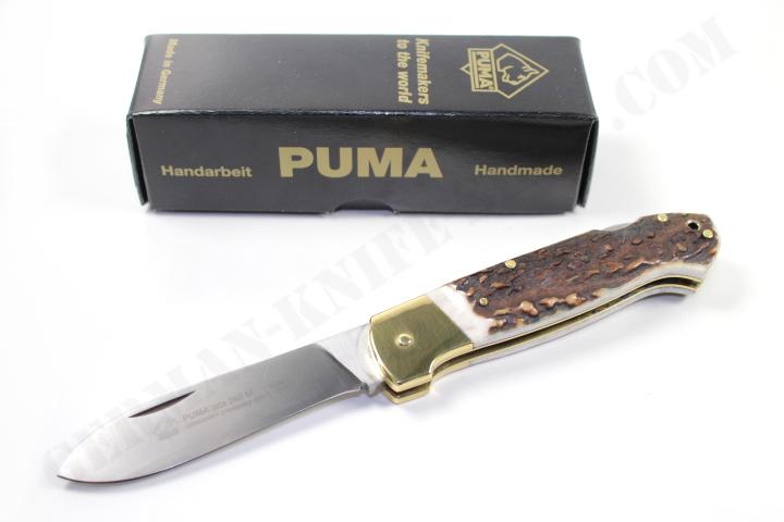 Puma Coltelli Cervo Pieghevoli yyReQ0