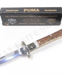 Puma Medici Stag Stiletto Knife