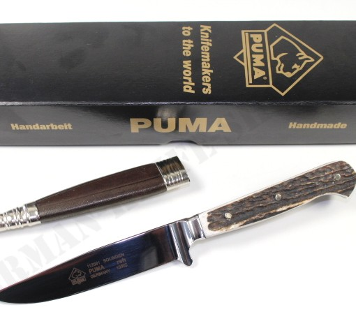 Puma Reh Stag Hunting Knife # 112591 001