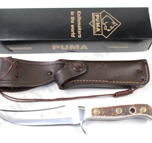 Puma Skinner Stag Hunting Knife # 116393 001