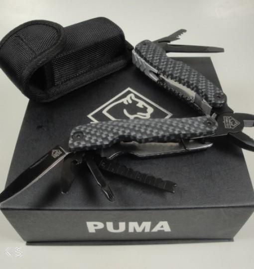 Puma Tec Multi Tool FishingHunting Pocket Knife
