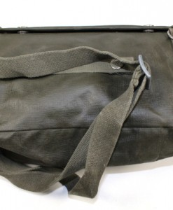 Swiss army gas mask bag
