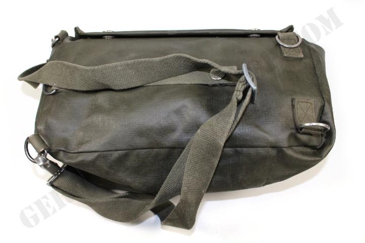 Original Swiss Army Gas Mask Bag