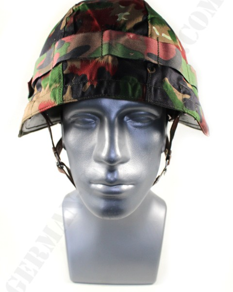 Swiss army steel helmet M71 001