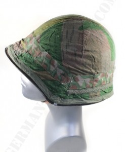 Swiss army steel helmet m18