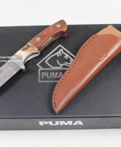 Puma Damascus, Apitong, Hunting knife