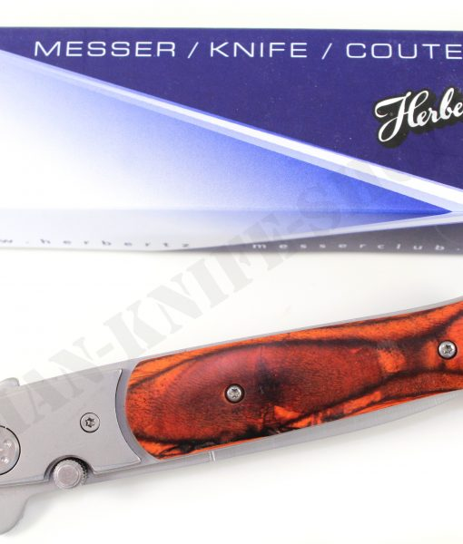 Herbertz Dagger Folder # 202612 007