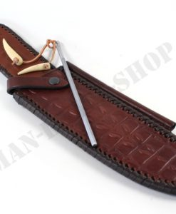 The Outback Mark II. Leather Sheath