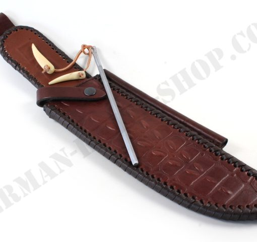 The Outback Mark II. Leather Sheath 006