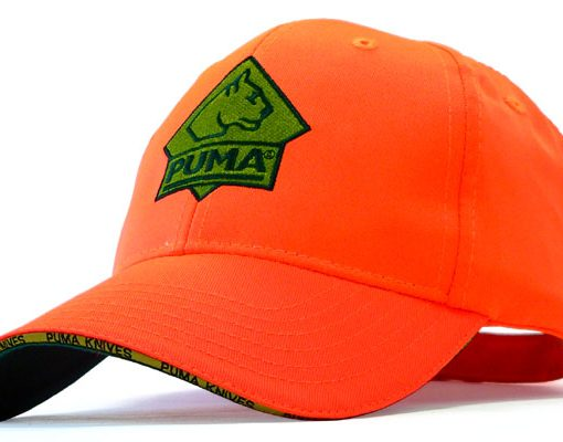 Puma Cap orange