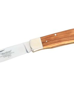 Hartkopf, Pocket knife, olive wood