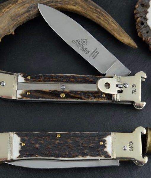 Hubertus Special Pocket Knife Large With Cartridge Ejector
