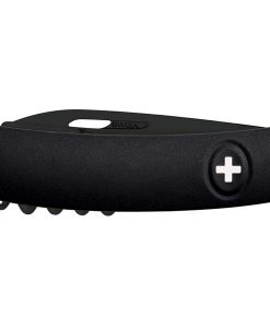 Swiza D03 ALLBLACK Swiss Pocket Knife for sale