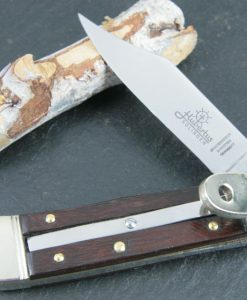 Hubertus Switchblade Springer Knife Small Rosewood
