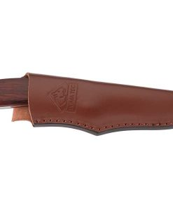 PUMA TEC belt knife, AISI 420 steel, mirror polished, ebony for sale