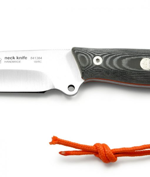 "Puma ""Neck Knife "" Micarta"