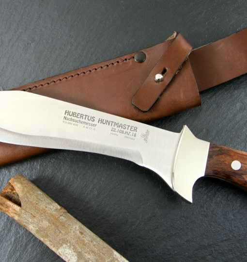 "Hubertus Hunter's Boar Knife ""Huntmaster"""