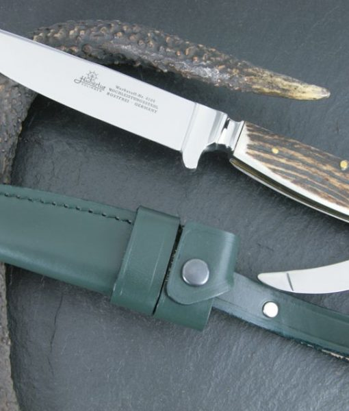 Hubertus Classic Hunting Knife with Gut Blade 24.330.HH.11