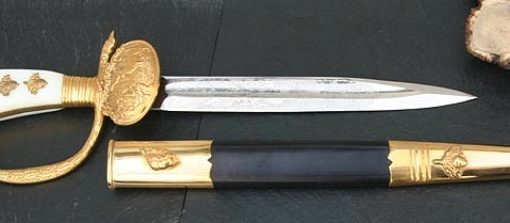 Hubertus Hunting Cutlass of Honour