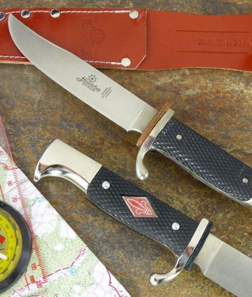 Hubertus Pathfinder 4.3″ Knife