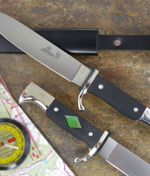 Hubertus Pathfinder Knife 5.3″