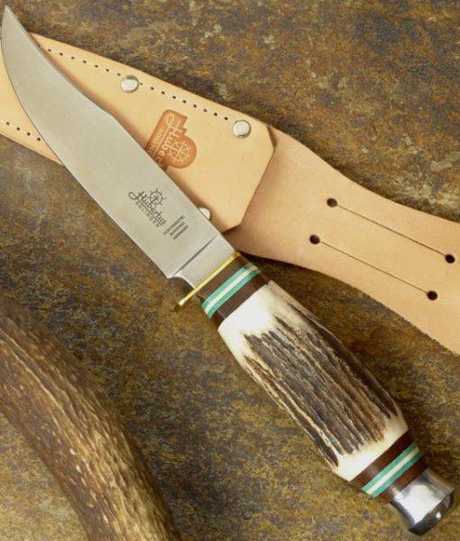 Hubertus Hunting Knife 4.3″