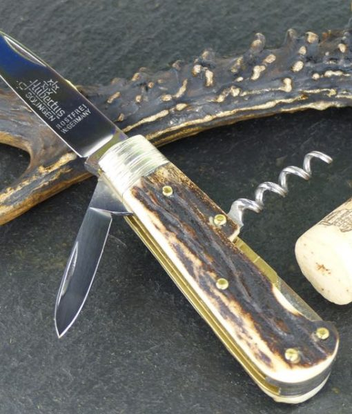 Hubertus Nobility Knife with Pen Knife