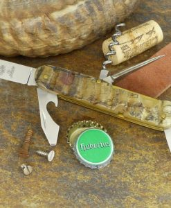 Hubertus Tourist's Knife Multi-Tool African Big Horn for sale