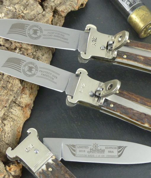 Hubertus Springer NRA Limited edition