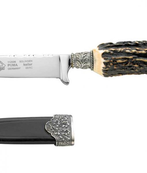 "Puma ""Keiler"" Hunting Knife Stag"
