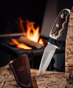 "Puma ""Saubart"" Stag Hunting Knife for sale"